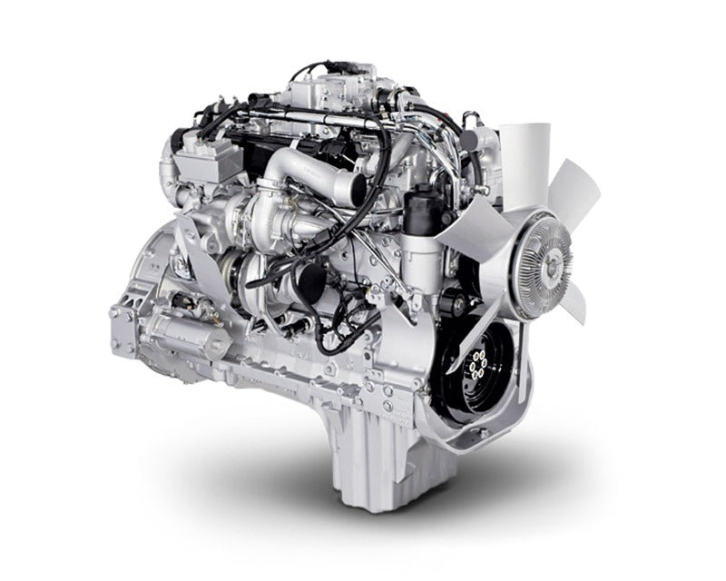 Detroit Diesel MBE 900 On Highway OM 900 Off Highway Engines Official Application & Installation Manual