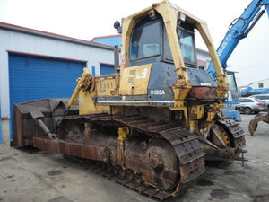 Komatsu D135A-2  Bulldozer Official Workshop Service Repair Technical Manual
