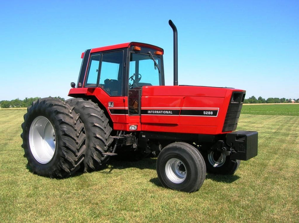 Case IH 5088 5288 & 5488 Tractor Official Workshop Service Repair Manual
