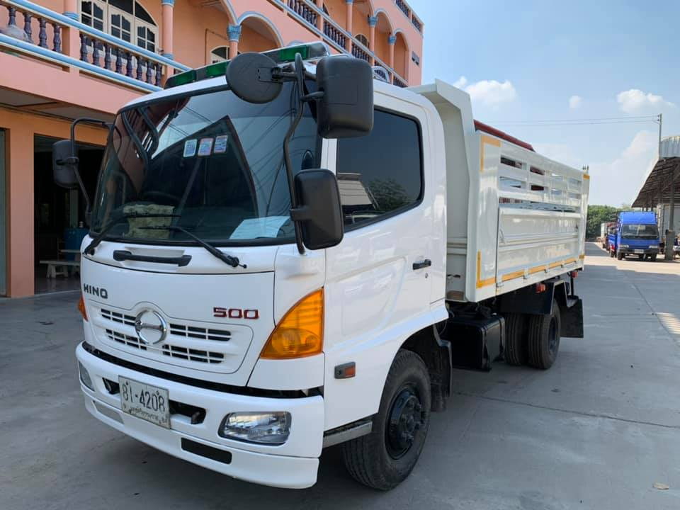 Hino FC4J Series Trucks Equipped With J05C-TI Engine Official Workshop Service Repair Manual