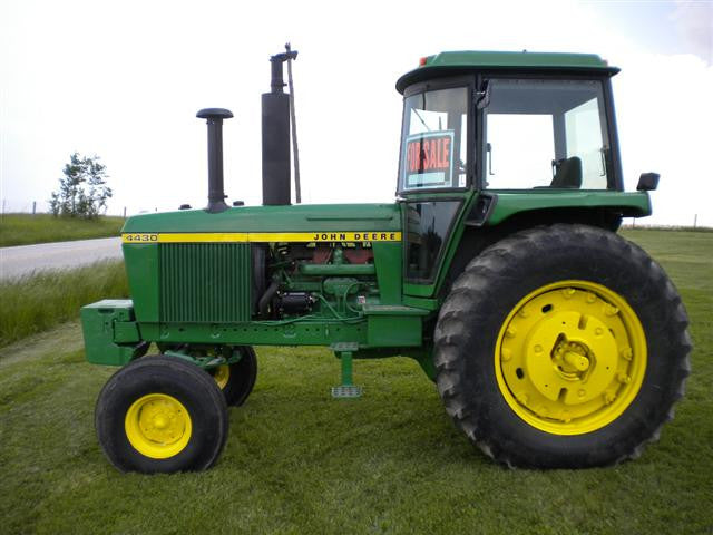 John Deere 4430 Tractors Technical Service Repair Manual