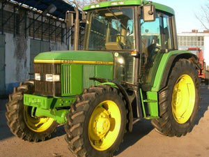 John Deere 6200 6200L 6300 6300L 6400 6400L 6500 6500L Tractors Official Diagnostic & Service Repair Technical Manual