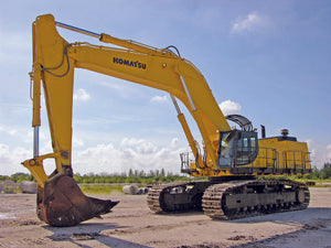 Komatsu pc1100lc - 6 Hydraulic excavator Official site assemblage