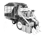 Case IH 600 Series Cotton Picker Drum Overhaul Official Workshop Service Repair Manual