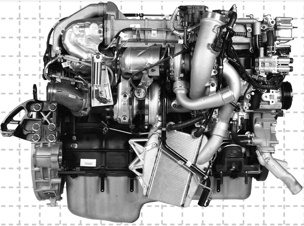 Navistar International N13 Engine with SCR Official Workshop Service Repair Manual