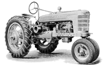 Case IH Farmall H & 4 Series Tractors & Power Units Official Workshop Service Repair Manual