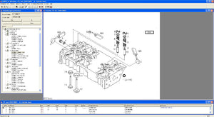 Deutz Serpic 2012 Electronic Parts Catalog (EPC) For Deutz All Models Up To 2012
