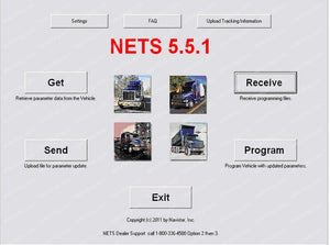 International Navistar NETS 5.5.1 Diagnostics Software -Latest Version - Full Online Installation Service !