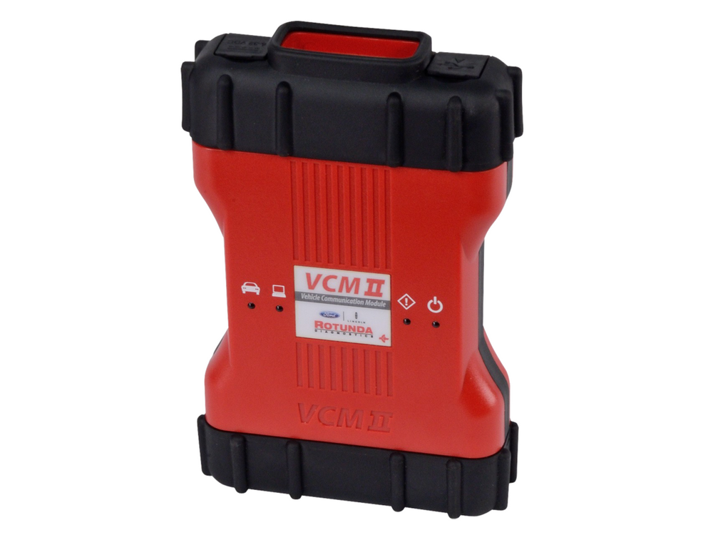Ford Vehicle Communication Module II (VCM II) Truck & Cars Diagnostic Adapter- Include Latest 2019 IDS Software !