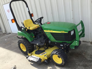 John Deere 2210 Compact Utility Tractor Official Workshop Service Repair Technical Manual