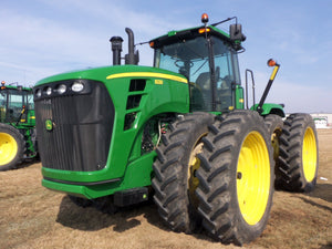John Deere 9230 9330 9430 9530 & 9630 4WD Tractors Official Workshop Service Repair Technical Manual