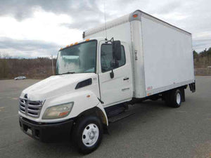 Hino 2006 145 165 185 238 258 268 338 Series Truck Chassis Models Official Body Builder Book