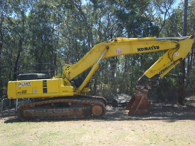 Komatsu PC450-6 PC450LC-6 Hydraulic Excavator Official Workshop Service Manual