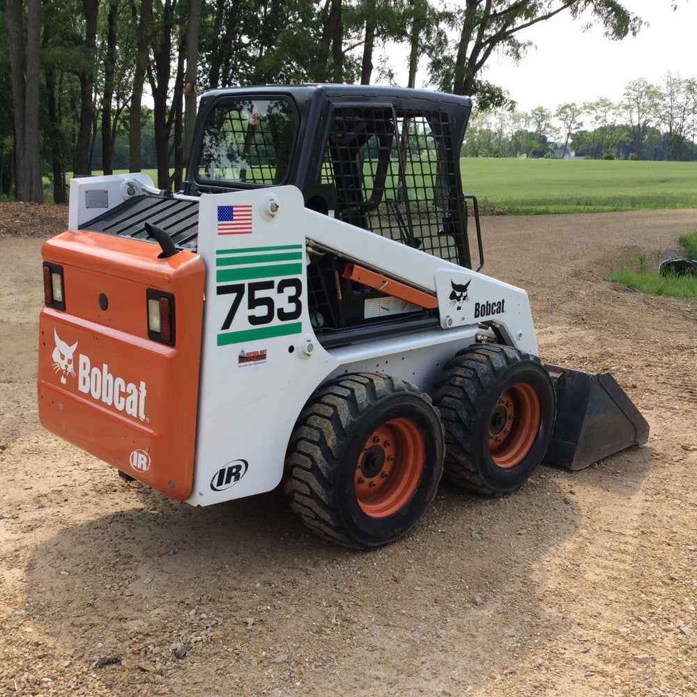 Bobcat 753 G-Series Skid Steer Loader Workshop Service Manual