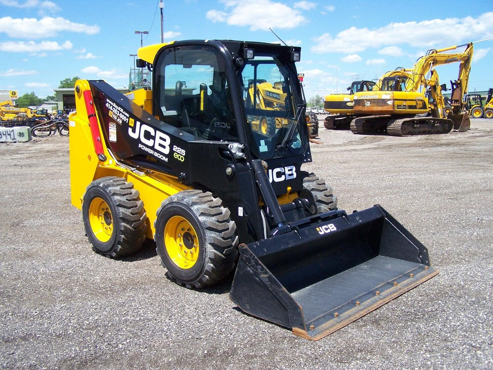 JCB 225 225T 260 260T 280 300 300T 320T 330 Skid Steer Loader Workshop Manuel d'atelier