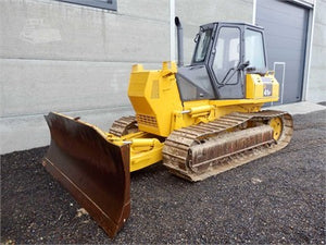 Komatsu D41A-3A Bulldozer Official Workshop Service Repair Technical Manual