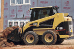 Caterpillar 216B, 226B, 232B, 242B Skid Steer Loader Parts Manual \ Parts Catalog