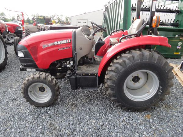 Case IH Farmall 30C Farmall 40C Tier 4B (final) Compact Tractors Service Repair Manual