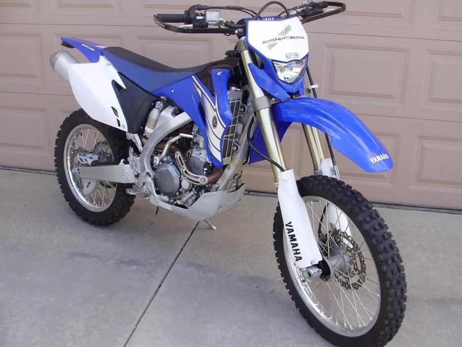 Yamaha WR250 WR250F Workshop Service Repair Manual 2007