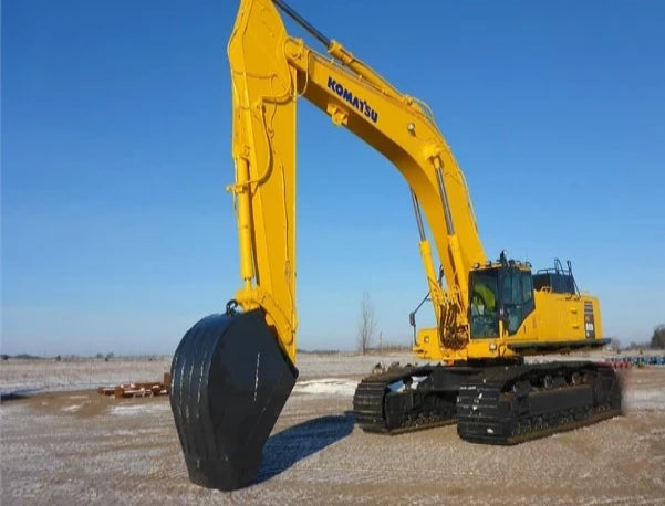 Komatsu PC800SE-8 Hydraulic Excavator Official Workshop Service Repair Technical Manual