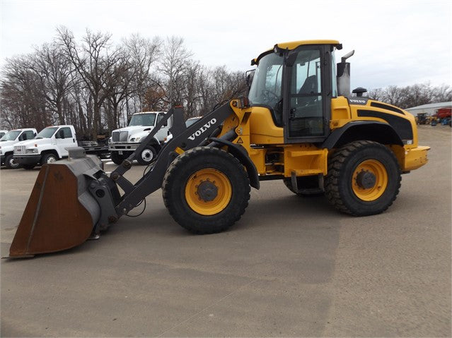 Volvo L50f Compact Wheel Loader Factory Workshop Service