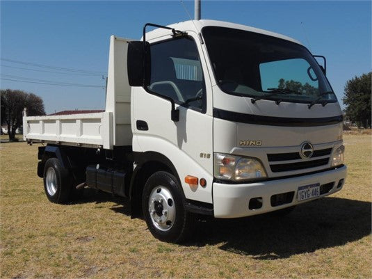 Hino FC6J FC9J FD8J GD8J FG8J GH8J FL8J FM8J FM1A FM2P SG8J FT8J GT8J Series Trucks Official Workshop Manual