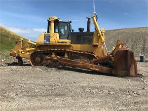 Komatsu D375A-5E0 Bulldozer Official Workshop Service Repair Technical Manual
