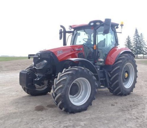 Case IH Maxxum 135 Maxxum 150 Maxxum 165 Maxxum 180 Tractors Official Workshop Service Repair Manual