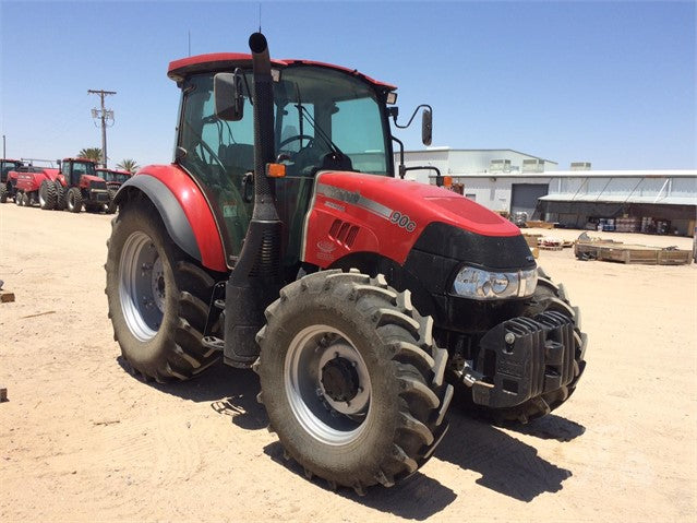 Case IH Farmall 90C 100C 110C 120C Efficient Power Tier 4B (final) Traktoren Service Reparaturanleitung