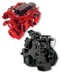 Cummins ISB ISBe ISBe4 QSB4.5 QSB5.9 QSB6.7 Engines Official Workshop Service Manual