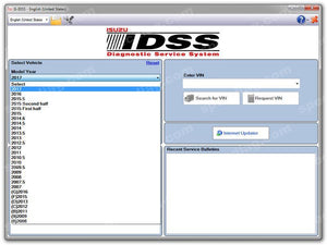 ISUZU TRUCK DIAGNOSTIC KIT (MX2) & ISUZU IDSS II 2017 / G-IDSS / E-IDSS 2020 - Full Online Installation Service & Support !