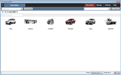 Isuzu Worldwide 2016 EPC- Isuzu Vehicles Including Trucks & Buses - All Serials Up To 2016- Parts Manuals Catalog Software 2016