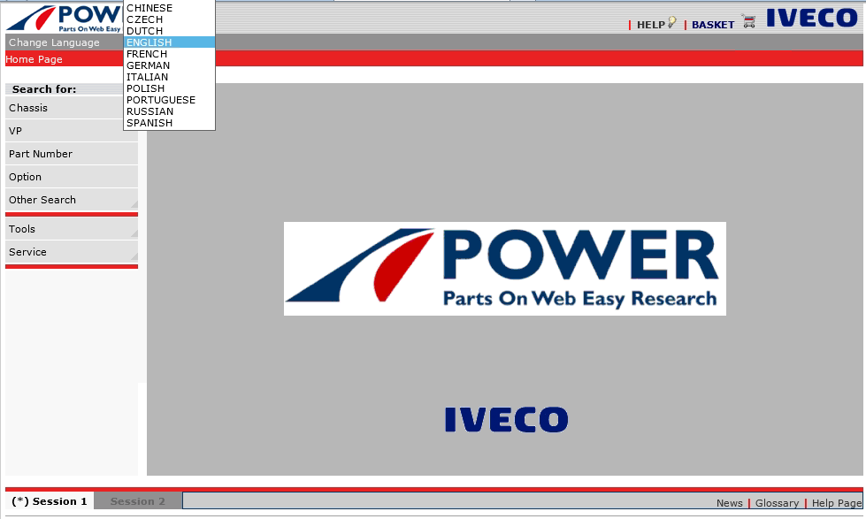 Iveco Power 2019 For Trucks and Buses - Electronic Parts Catalog (EPC)- All Models Up To 2020