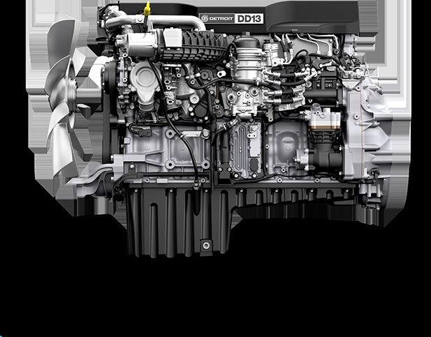 Detroit Diesel DD13 DD15 Engine Official Application & Installation Manual