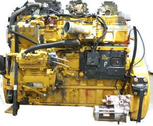 3126B 3126E Engine Disassembly & Assembly Workshop Service Manual