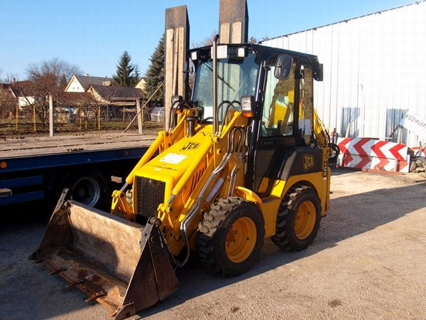 JCB 1CX 208S Backhoe Loader Workshop Service Repair Manual