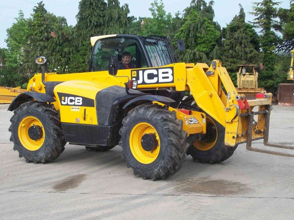 Jcb Telescopic Handler 531-70 533-105 535-95 535-125 Workshop Service Manual  #2