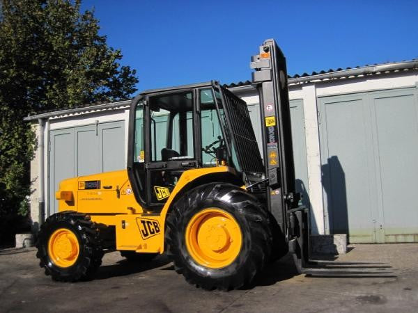 JCB 926 930 940 Rough Terrain Forklift Workshop Service Manuel de réparation