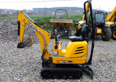 Jcb Micro, Micro Plus,Micro 8008 ,8010 Excavator & Engine Service Repair Manuals