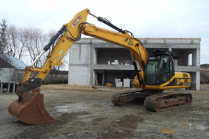 Jcb JS200LC JS240LC JS300LC JS450LC Tracked Excavator Workshop Service Manual
