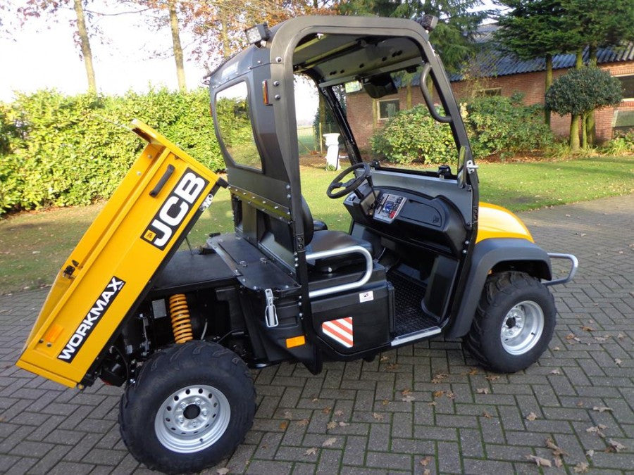 JCB Workmax 800D Utility Vehicle Workshop Service Repair Manual