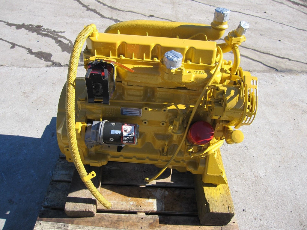 John Deere Series 300 Engines 3179 4239 6359 4276 6414