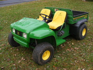 John Deere E-GATOR UTILITY VEHICLE Technical Service Manual