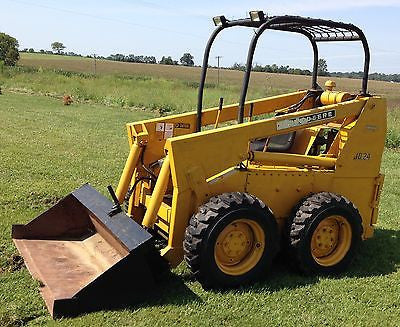 John Deere JD24 Skid Steer Loader Technical Service Repair Manual
