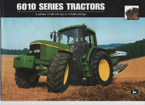 John Deere 6010 6110 6210 6310 6410 6510 6610 Workshop Service & Engine Manual