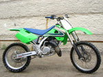 Kawasaki KX125 KX250 2-Stroke Workshop Service Repair Manual 1994-1998