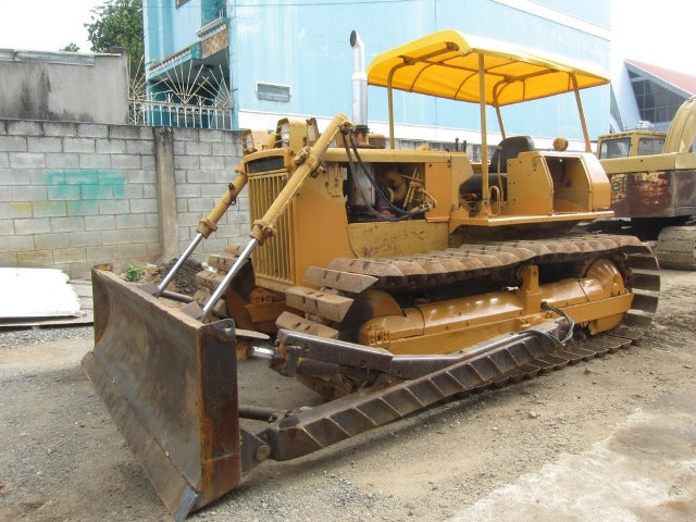 Komatsu D40A-3 D40P-3 Bulldozer Official Workshop Service Repair Technical Manual