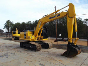 Komatsu PC170LC-10 Hydraulic Excavator Official Workshop Service Repair Technical Manual
