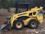 Komatsu SK1020-5 SK1020-5 Turbo Skid Steer Loader Manuel de réparation du service officiel