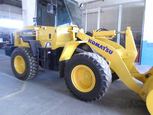 Komatsu WA200-6 WA200PZ-6 Wheel Loader Official Workshop Service Repair Technical Manual #1